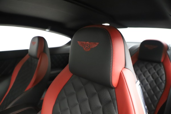 Used 2017 Bentley Continental GT V8 S for sale $149,900 at Aston Martin of Greenwich in Greenwich CT 06830 21