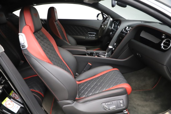 Used 2017 Bentley Continental GT V8 S for sale $149,900 at Aston Martin of Greenwich in Greenwich CT 06830 25