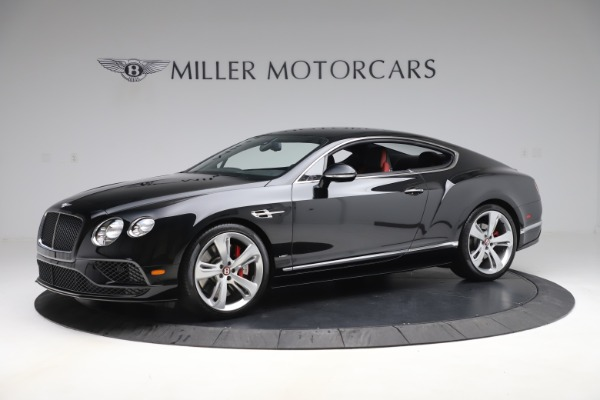 Used 2017 Bentley Continental GT V8 S for sale $149,900 at Aston Martin of Greenwich in Greenwich CT 06830 3