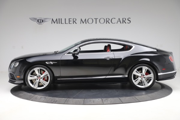Used 2017 Bentley Continental GT V8 S for sale $149,900 at Aston Martin of Greenwich in Greenwich CT 06830 4