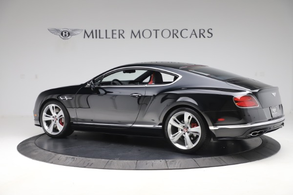 Used 2017 Bentley Continental GT V8 S for sale $149,900 at Aston Martin of Greenwich in Greenwich CT 06830 5