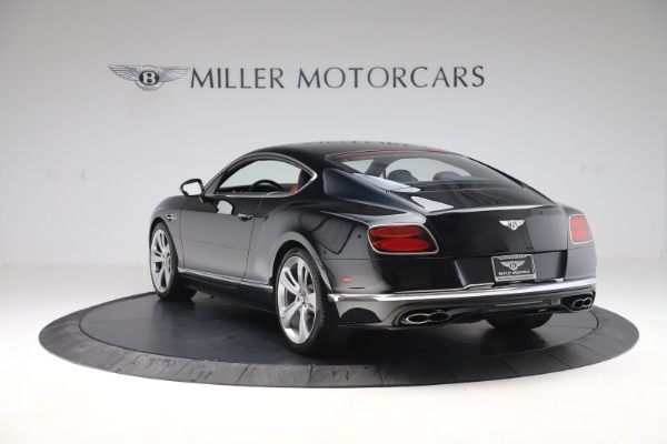 Used 2017 Bentley Continental GT V8 S for sale $149,900 at Aston Martin of Greenwich in Greenwich CT 06830 6
