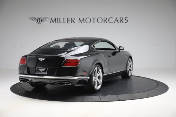 Used 2017 Bentley Continental GT V8 S for sale $149,900 at Aston Martin of Greenwich in Greenwich CT 06830 8