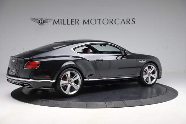 Used 2017 Bentley Continental GT V8 S for sale $149,900 at Aston Martin of Greenwich in Greenwich CT 06830 9