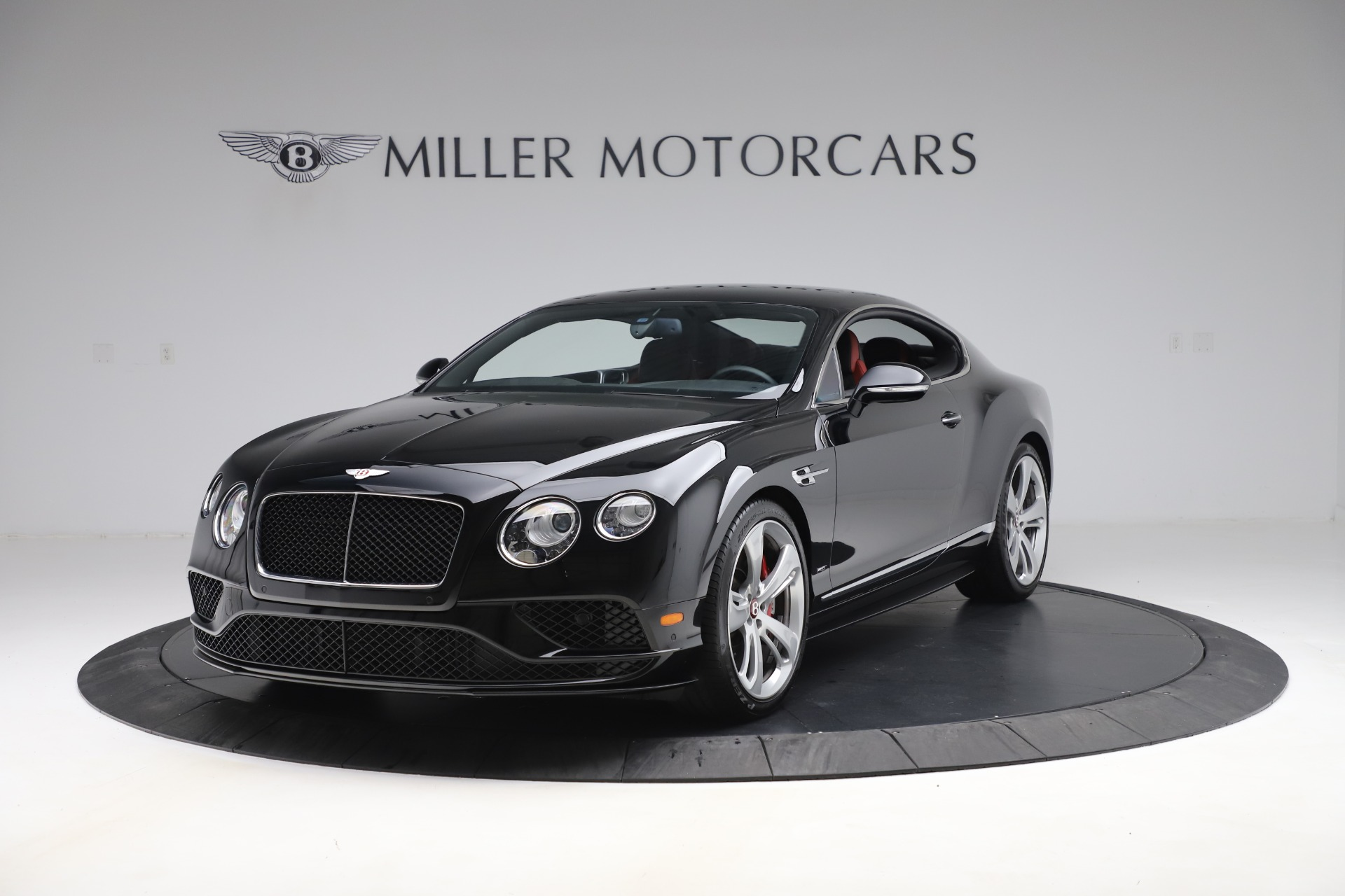 Used 2017 Bentley Continental GT V8 S for sale $149,900 at Aston Martin of Greenwich in Greenwich CT 06830 1