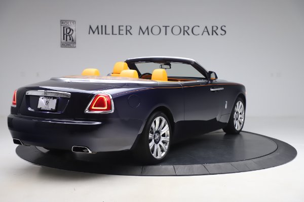 New 2017 Rolls-Royce Dawn for sale Sold at Aston Martin of Greenwich in Greenwich CT 06830 7