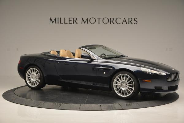 Used 2007 Aston Martin DB9 Volante for sale Sold at Aston Martin of Greenwich in Greenwich CT 06830 10
