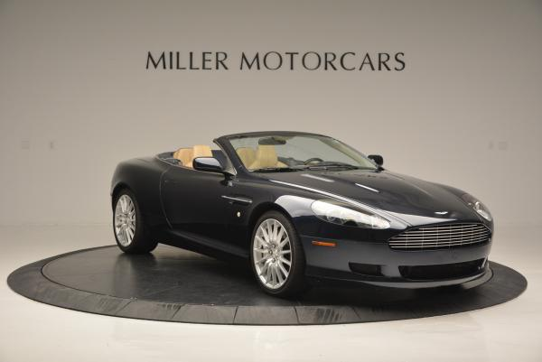 Used 2007 Aston Martin DB9 Volante for sale Sold at Aston Martin of Greenwich in Greenwich CT 06830 11