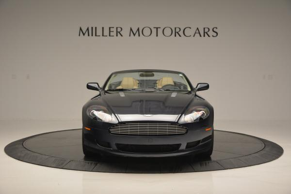 Used 2007 Aston Martin DB9 Volante for sale Sold at Aston Martin of Greenwich in Greenwich CT 06830 12