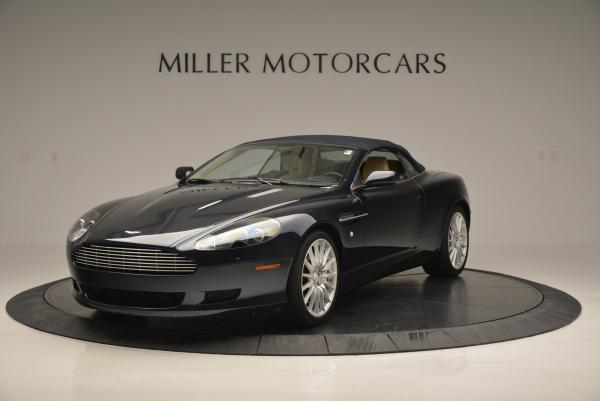 Used 2007 Aston Martin DB9 Volante for sale Sold at Aston Martin of Greenwich in Greenwich CT 06830 13