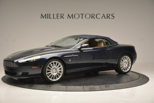 Used 2007 Aston Martin DB9 Volante for sale Sold at Aston Martin of Greenwich in Greenwich CT 06830 14