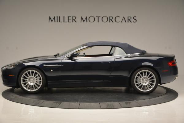 Used 2007 Aston Martin DB9 Volante for sale Sold at Aston Martin of Greenwich in Greenwich CT 06830 15