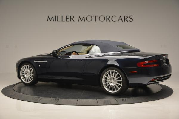 Used 2007 Aston Martin DB9 Volante for sale Sold at Aston Martin of Greenwich in Greenwich CT 06830 16