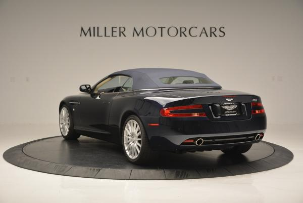 Used 2007 Aston Martin DB9 Volante for sale Sold at Aston Martin of Greenwich in Greenwich CT 06830 17
