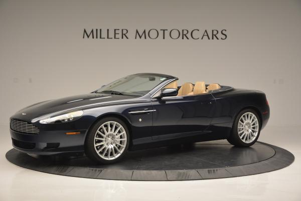 Used 2007 Aston Martin DB9 Volante for sale Sold at Aston Martin of Greenwich in Greenwich CT 06830 2