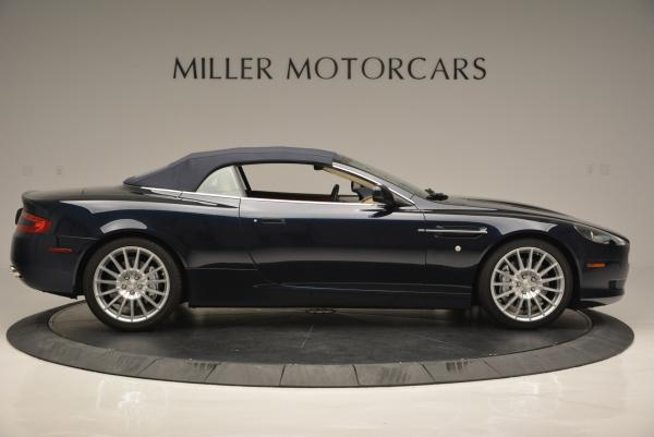 Used 2007 Aston Martin DB9 Volante for sale Sold at Aston Martin of Greenwich in Greenwich CT 06830 21