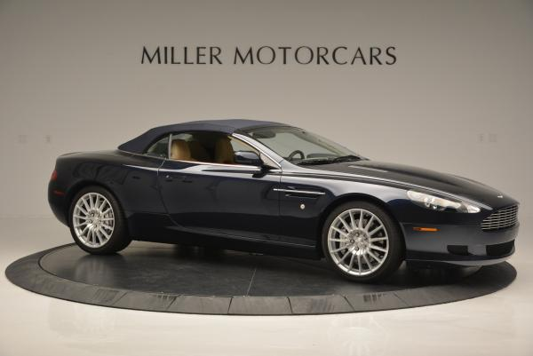 Used 2007 Aston Martin DB9 Volante for sale Sold at Aston Martin of Greenwich in Greenwich CT 06830 22