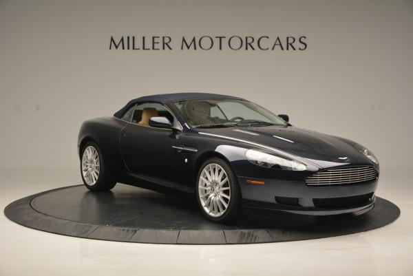 Used 2007 Aston Martin DB9 Volante for sale Sold at Aston Martin of Greenwich in Greenwich CT 06830 23