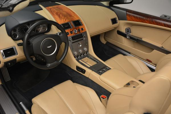 Used 2007 Aston Martin DB9 Volante for sale Sold at Aston Martin of Greenwich in Greenwich CT 06830 24