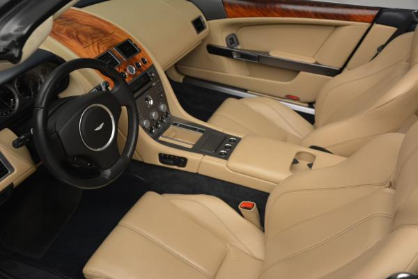 Used 2007 Aston Martin DB9 Volante for sale Sold at Aston Martin of Greenwich in Greenwich CT 06830 25