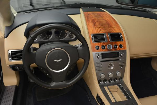 Used 2007 Aston Martin DB9 Volante for sale Sold at Aston Martin of Greenwich in Greenwich CT 06830 26
