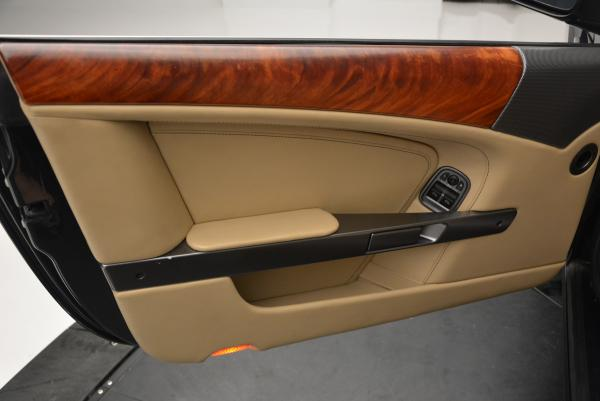 Used 2007 Aston Martin DB9 Volante for sale Sold at Aston Martin of Greenwich in Greenwich CT 06830 27