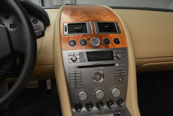 Used 2007 Aston Martin DB9 Volante for sale Sold at Aston Martin of Greenwich in Greenwich CT 06830 28