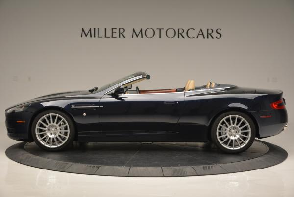 Used 2007 Aston Martin DB9 Volante for sale Sold at Aston Martin of Greenwich in Greenwich CT 06830 3