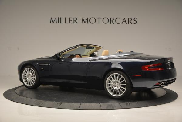 Used 2007 Aston Martin DB9 Volante for sale Sold at Aston Martin of Greenwich in Greenwich CT 06830 4