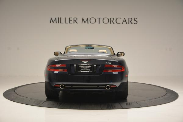 Used 2007 Aston Martin DB9 Volante for sale Sold at Aston Martin of Greenwich in Greenwich CT 06830 6