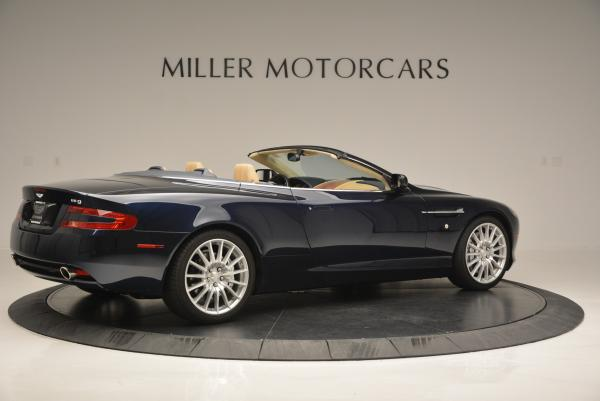 Used 2007 Aston Martin DB9 Volante for sale Sold at Aston Martin of Greenwich in Greenwich CT 06830 8