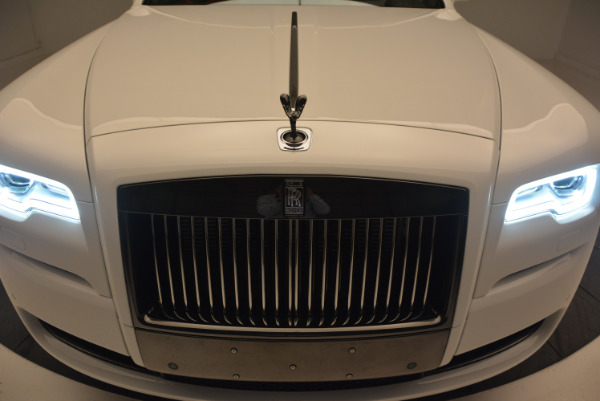 New 2017 Rolls-Royce Ghost Black Badge for sale Sold at Aston Martin of Greenwich in Greenwich CT 06830 14