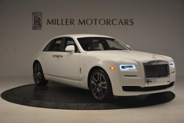 Used 2017 Rolls-Royce Ghost for sale Sold at Aston Martin of Greenwich in Greenwich CT 06830 11