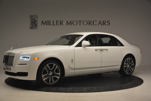Used 2017 Rolls-Royce Ghost for sale Sold at Aston Martin of Greenwich in Greenwich CT 06830 2