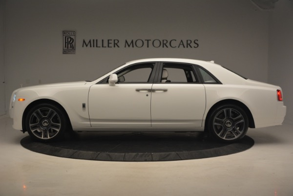 Used 2017 Rolls-Royce Ghost for sale Sold at Aston Martin of Greenwich in Greenwich CT 06830 3