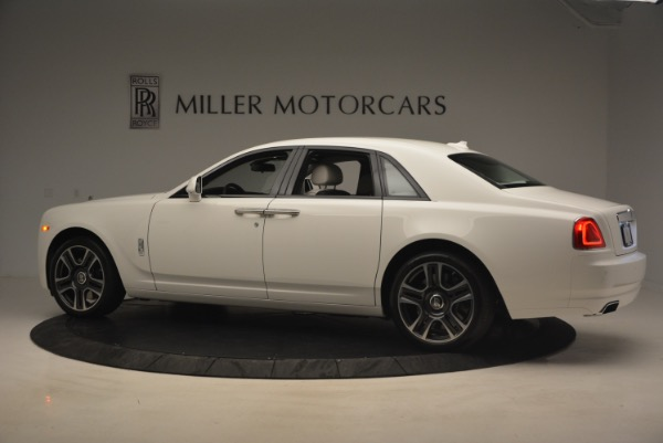 Used 2017 Rolls-Royce Ghost for sale Sold at Aston Martin of Greenwich in Greenwich CT 06830 4