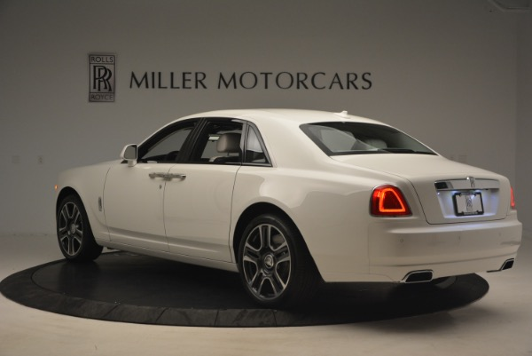 Used 2017 Rolls-Royce Ghost for sale Sold at Aston Martin of Greenwich in Greenwich CT 06830 5