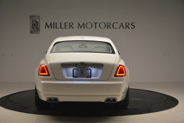 Used 2017 Rolls-Royce Ghost for sale Sold at Aston Martin of Greenwich in Greenwich CT 06830 6