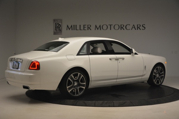 Used 2017 Rolls-Royce Ghost for sale Sold at Aston Martin of Greenwich in Greenwich CT 06830 8