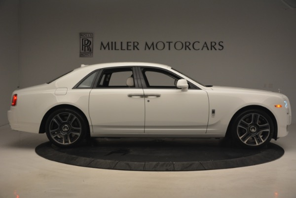 Used 2017 Rolls-Royce Ghost for sale Sold at Aston Martin of Greenwich in Greenwich CT 06830 9