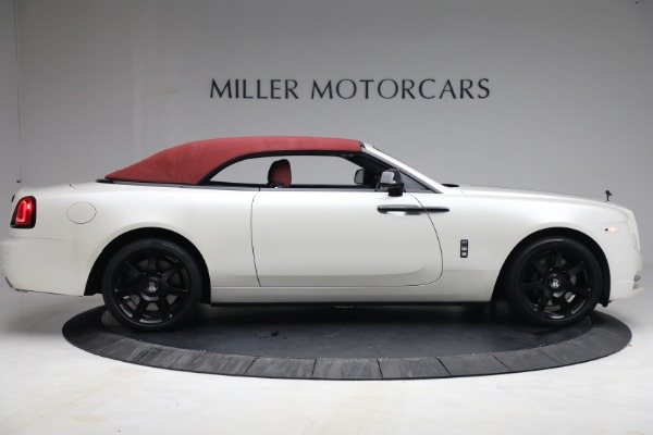 New 2017 Rolls-Royce Dawn for sale Sold at Aston Martin of Greenwich in Greenwich CT 06830 22