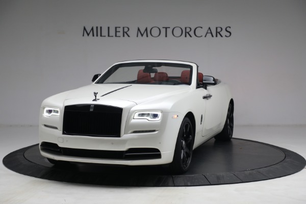 New 2017 Rolls-Royce Dawn for sale Sold at Aston Martin of Greenwich in Greenwich CT 06830 3