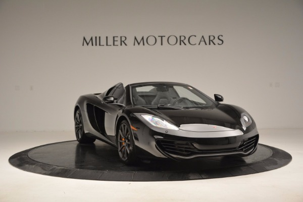 Used 2013 McLaren 12C Spider for sale Sold at Aston Martin of Greenwich in Greenwich CT 06830 11