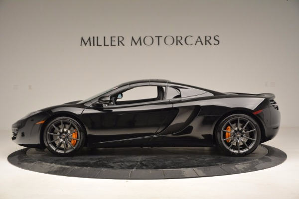 Used 2013 McLaren 12C Spider for sale Sold at Aston Martin of Greenwich in Greenwich CT 06830 16