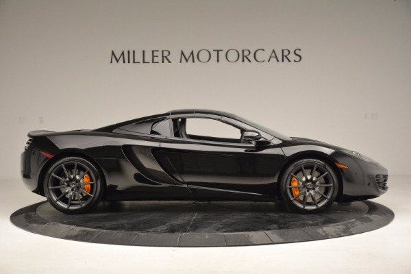 Used 2013 McLaren 12C Spider for sale Sold at Aston Martin of Greenwich in Greenwich CT 06830 20