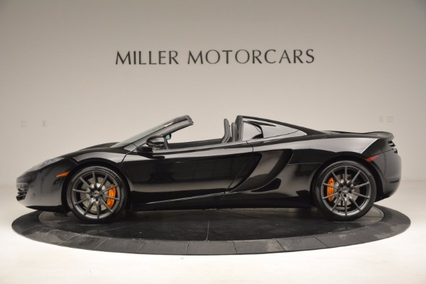 Used 2013 McLaren 12C Spider for sale Sold at Aston Martin of Greenwich in Greenwich CT 06830 3