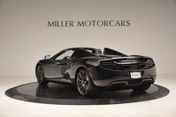 Used 2013 McLaren 12C Spider for sale Sold at Aston Martin of Greenwich in Greenwich CT 06830 5