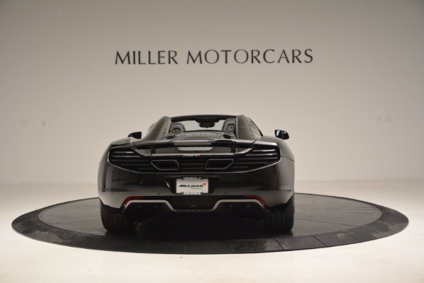 Used 2013 McLaren 12C Spider for sale Sold at Aston Martin of Greenwich in Greenwich CT 06830 6