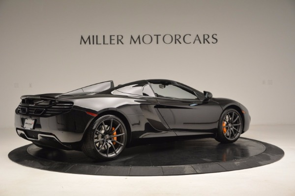 Used 2013 McLaren 12C Spider for sale Sold at Aston Martin of Greenwich in Greenwich CT 06830 8