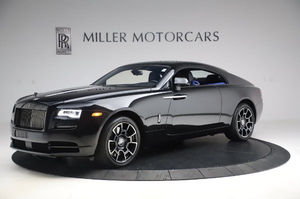 New 2017 Rolls-Royce Wraith Black Badge for sale Sold at Aston Martin of Greenwich in Greenwich CT 06830 3